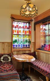 Musical Whimsy In Bellingham Eclectic Dining Room Seattle