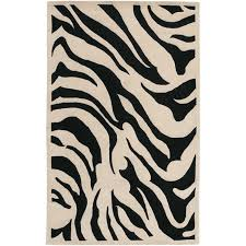 Black And White Zebra Area Rug Black And Beige Rug Cievi U2013 Home
