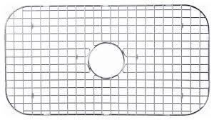 Stainless Steel Grid For Kitchen Sink by Stainless Steel Sink Grid Contemporary Kitchen Sink