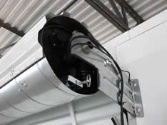 Janus Overhead Doors In Drum Pantheon Electric Door Operator