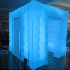 Inflatable Photo Booth Enclosures Ata Photobooths