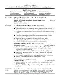 mba application resume format mba application resume self employed template format