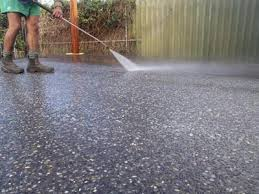 Exposed Aggregate Patio Stones Exposed Aggregate Concrete Advantages And Disadvantages
