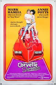 corvette summer corvette summer one sheet style b usa