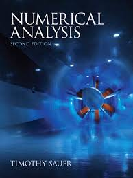 numerical analysis 2nd edition timothy sauer discrete fourier