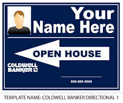 real estate sign templates big daddy u0027s signs