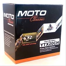 moto classic ytx20ch battery replace yuasa ytx16 bs