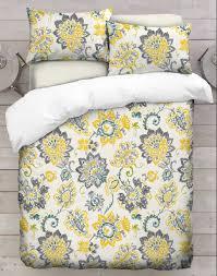 3d print amber duvet cover set mustard duvet covers linen uk
