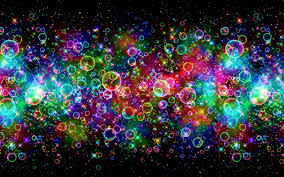 burbujas de colores fondos de pantalla hd hd long way down