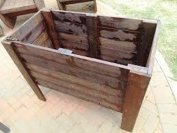 raised planter box plans design garden with raised planter box