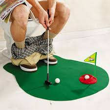 The Bathroom Game by Toilet Golf A Hole Lot Of Fun And Great Practice For The Crap