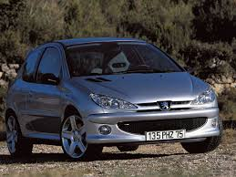 peugeot 206 rc specs 2003 2004 2005 2006 autoevolution