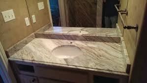 Marble Bathroom Countertops by Fantasy Brown Granite Bathroom Counter Tops Dream House