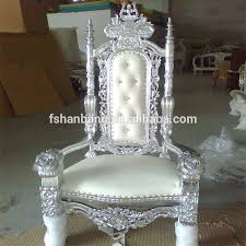 indian wedding chairs for and groom luxury reception carved wooden leather fabric king royal