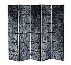 Folding Screens Room Dividers by Five Panel Folding Screen By Anees Upholstery Traditional