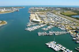 Port Canaveral Florida Map by Cape Marina In Port Canaveral Fl United States Marina Reviews