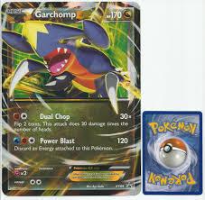amazon com pokemon garchomp ex jumbo oversized promo card from