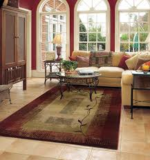 Rug On Laminate Floor Living Room What Size Area Rug For Living Room Mixed With