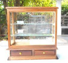 Display Cabinet Vintage Vintage Display Cabinet Ebay