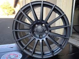 audi titanium wheels vwvortex com ronal 15 spoke audi titanium 18 wheel replicas