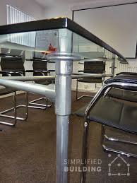 Metal Conference Table 5 Modern Conference Table Ideas Simplified Building