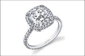 15000 wedding ring cushion cut engagement ring fall wedding photo