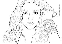 people coloring pages funycoloring