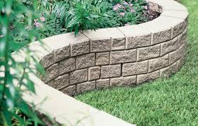 split n stack retaining walls split u0027n stack garden walls