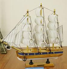 wooden boat ornaments wooden boat ornaments for sale