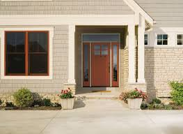 Therma Tru Exterior Door Therma Tru Entry Door Systems Entry Door Installation