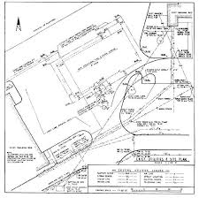 construction site plan figure 10 11 exle of a site plan with existing utilities