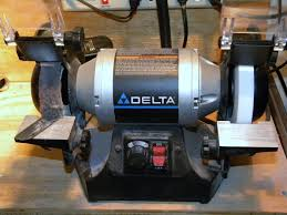 Bench Mounted Buffer Bench Grinder Conversion
