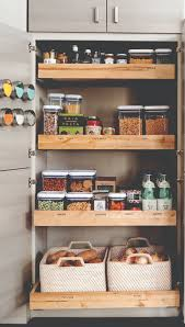 Roll Out Pantry Shelves by Can Your Kitchen Ever Be Too Organized We Didn U0027t Think So Shop