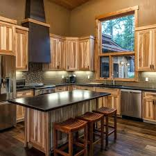 Hickory Cabinet Doors Hickory Kitchen Cabinets Rustic Hickory Kitchen Cabinets Rustic