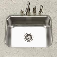 houzer png 2300 1 eston 23 undermount stainless steel single bowl