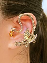 ear wraps and cuffs ear wrap ear cuff elfin ear wrap
