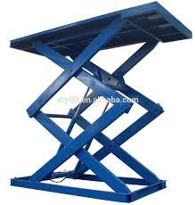 hydraulic scissor lift table mechanism no overseas service