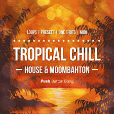 tropical photo album push button tropical chill house moombahton