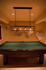 light over pool table light fixture height over pool table light fixtures