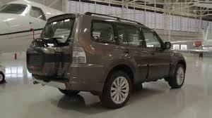 mitsubishi suv 2015 inside mitsubishi pajero full 2015 carros na web youtube