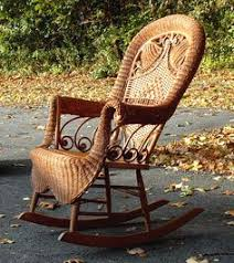 Rocking Chair Antique Styles Platform Rocker Used To Have One Of These And A Family Member Used