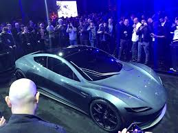 tesla supercar concept new tesla roadster destroys every other car mclaren life