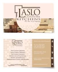 Kitchen Cabinet Business by 81 Modern Feminine Kitchen Business Card Designs For A Kitchen