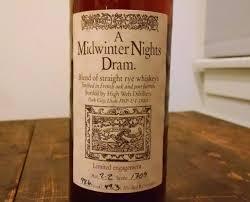 Seeking Dram A Midwinter S Dram Review A Dram Drink