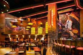 thunder road steakhouse interior restaurant design by i 5 design