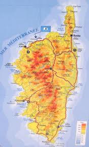 Marseilles France Map by Isla De Corcega Maps I Love Maps Pinterest Corse France