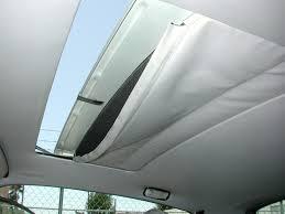 sunroof liner repair rennlist porsche discussion forums