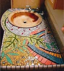 Mexican Tile Bathroom Designs 54 Best Talavera Tile And Mosaics Images On Pinterest Tiles