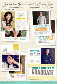 senior graduation announcement templates die besten 25 graduation announcement template ideen auf