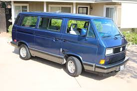 volkswagen westfalia 4x4 for sale very good one owner 1990 vw vanagon gl now at